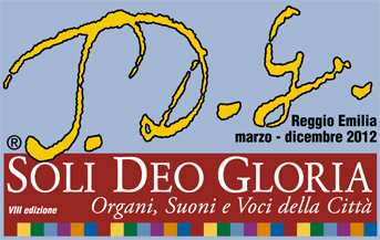 Soli Deo Gloria 2012